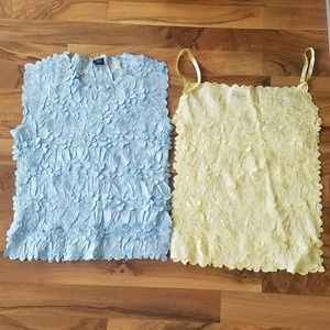 The Magic Scarf Tops - 90s Popcorn Top Lot